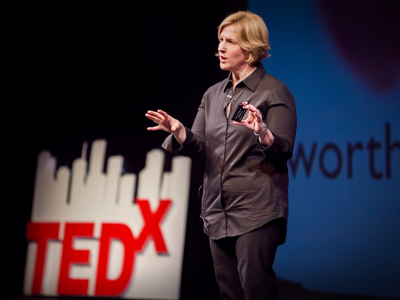 Brene Brown the power of Vunerability