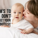 Mom's To Be- Don't Forget Your Probiotics